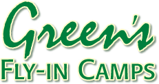 Green's Fly-in Camps
